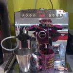 The cool magical coffee machine. © Kiti Müller